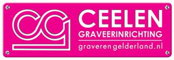 Graveren Gelderland Ceelen Logo